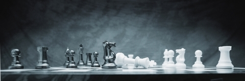 Playing a Chess Game