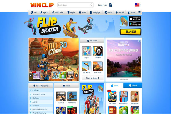 Other Online Game Sites